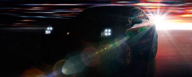 Porsche anunta lansarea noului Macan