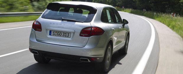 Porsche ar putea lansa Cayenne S Diesel
