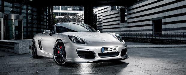 Porsche Boxster by TechArt - Complicat de simplu