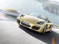 Porsche Boxster - Galerie Foto