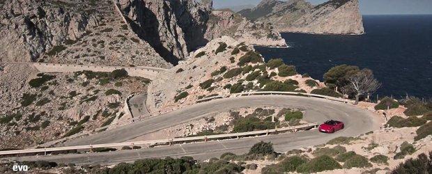 Porsche Boxster GTS, in cautarea celui mai bun drum din lume