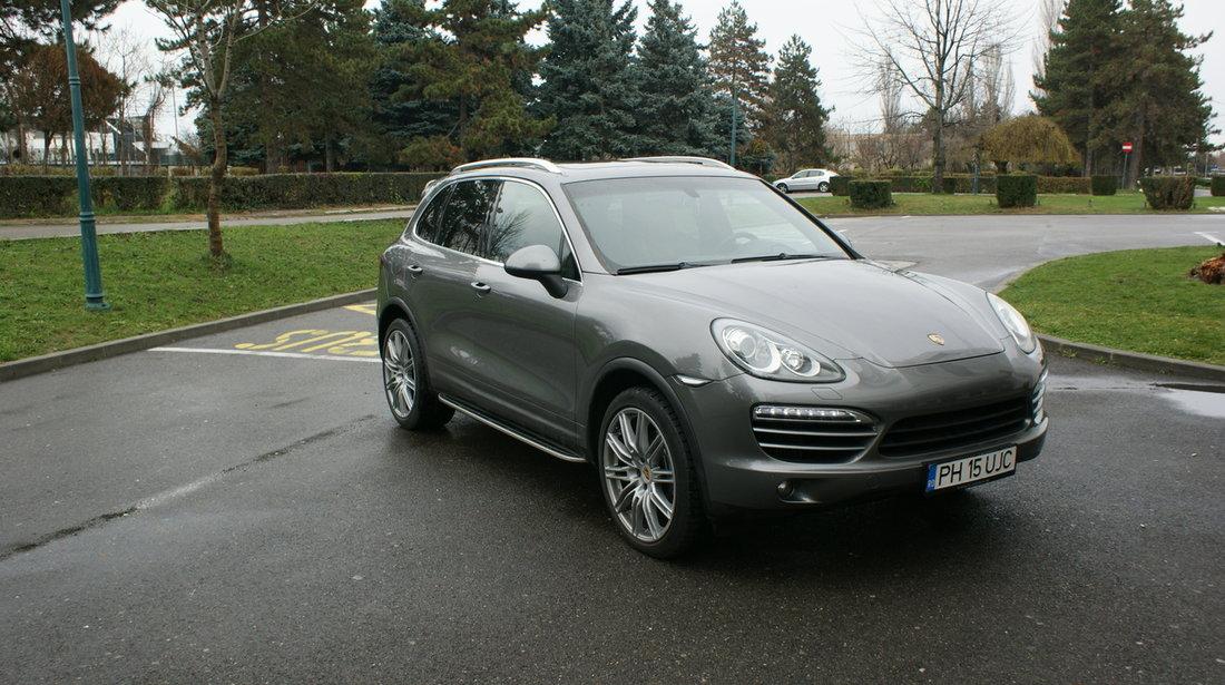 Porsche Cayenne 3.0D 2012