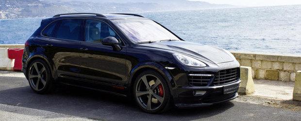 Porsche Cayenne by Gemballa - Simplu, dar sofisticat