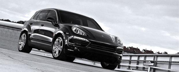 Porsche Cayenne by Project Kahn - Tuning subtil, dar de efect