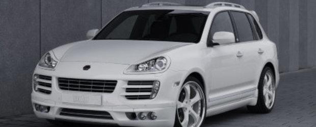 Porsche Cayenne Diesel by TechArt  290 CP şi 630 Nm