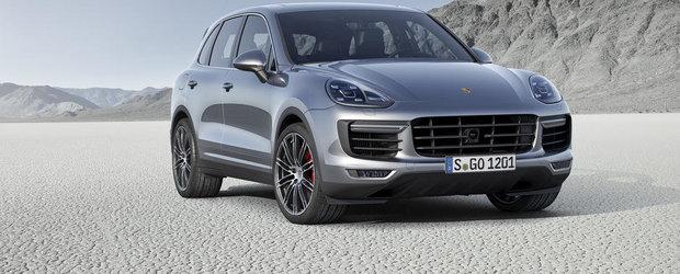 Porsche Cayenne Facelift: Noi motorizari turbo si hibrid, plus alte bunatati