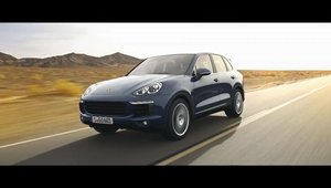 Porsche Cayenne Facelift - Video Oficial