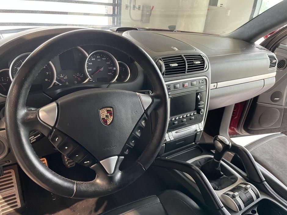 Porsche Cayenne GTS de vanzare