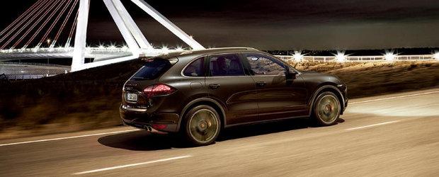 Porsche Cayenne primeste mai multa putere, plus alte imbunatatiri