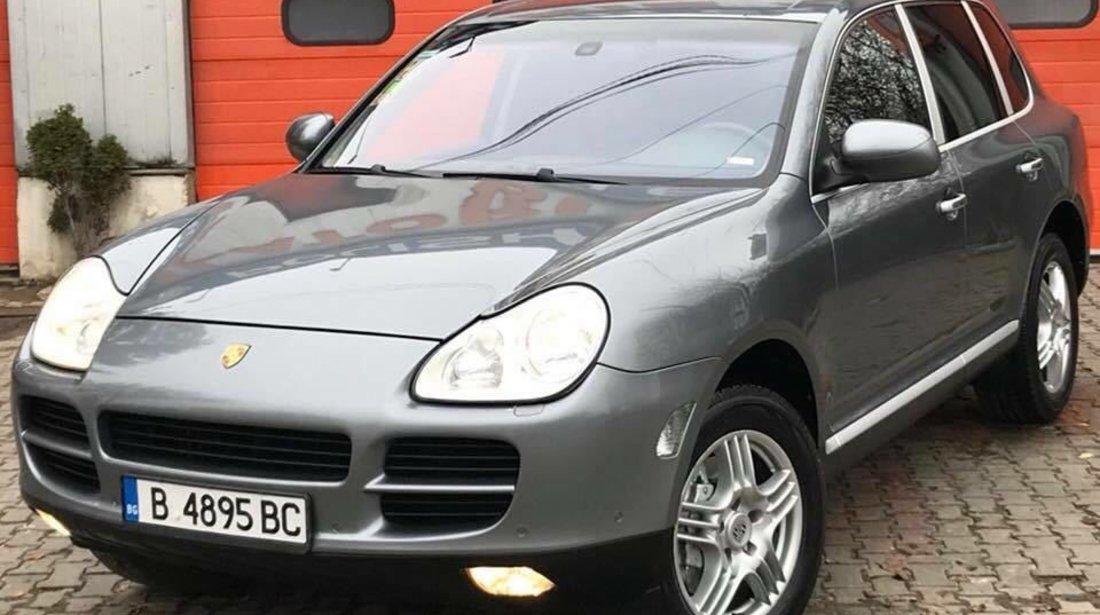 Porsche Cayenne S 4.5i 2004