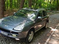 Porsche Cayenne S S Accept Variante 2004