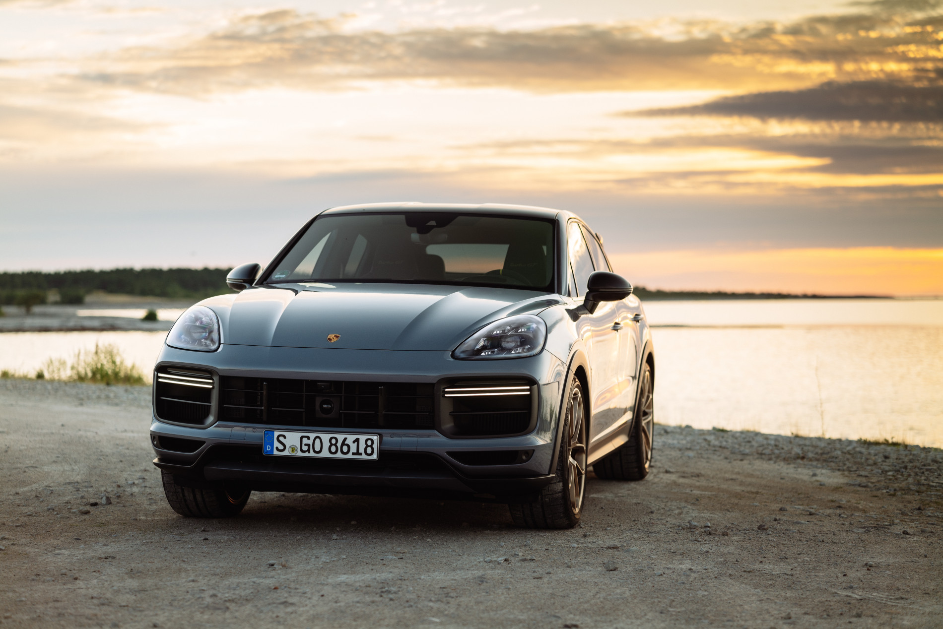 Porsche Cayenne Turbo GT - Galerie foto - Porsche Cayenne Turbo GT - Galerie foto