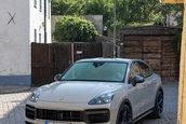 Porsche Cayenne Turbo GT - Galerie foto