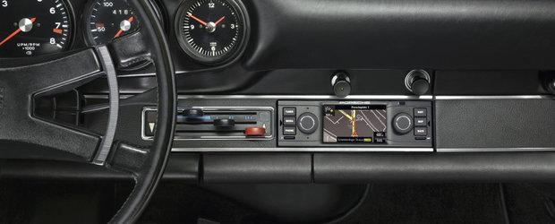 Porsche Classic aduce navigatia pe 911-le de altadata