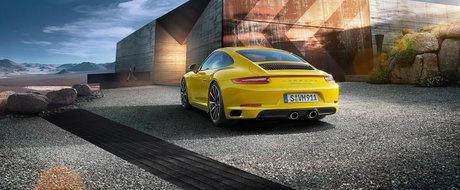 Porsche completeaza gama 991.2 Carrera cu o versiune AWD