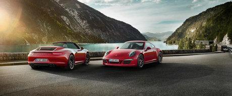 Porsche completeaza gama 991 cu un Carrera GTS de 430 CP