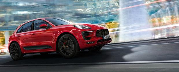 Porsche completeaza gama Macan cu o versiune GTS de 360 CP
