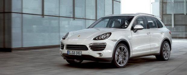 Porsche continua strategia de reducere a consumului de combustibil