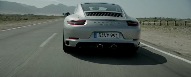 Porsche detaliaza motorul twin-turbo al noului 991 Facelift
