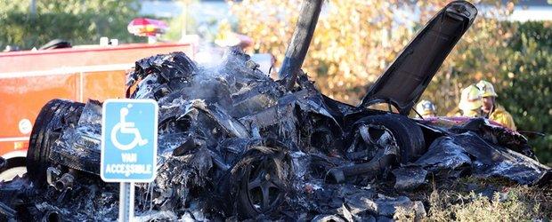 Porsche din America de Nord, data in judecata pentru accidentul lui Paul Walker