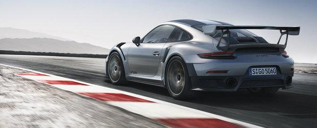 """Porsche isi pune toata increderea in noul 911 GT2 RS: """"va cobori sub 7 minute pe Nurburgring"""""""
