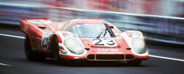 Porsche la Le Mans - Povestea unei istorii de neuitat