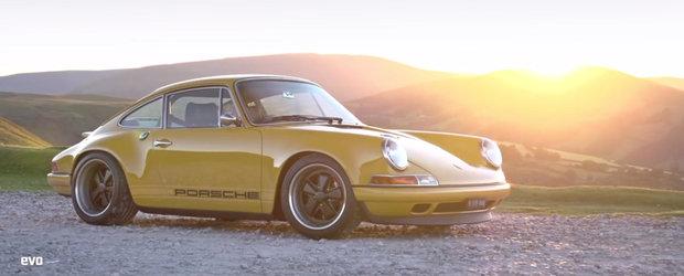 Porsche-le 911 Singer exemplifica definitia unei capodopere auto