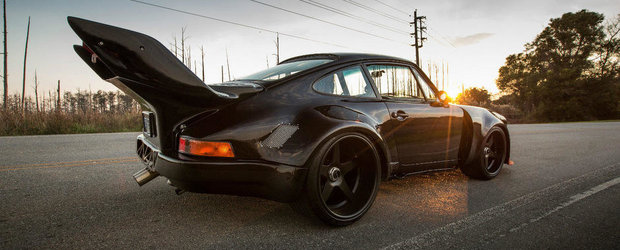 Porsche-le ASTA a fost botezat Mjolnir, dupa ciocanul lui Thor. Iata si DE CE