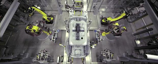 Porsche Macan: Cum este asamblat primul crossover din istoria Porsche