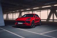 Porsche Macan GTS facelift