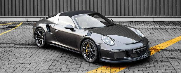 Porsche n-a vrut sa faca asta nici in ruptul capului. De la un tuner vine primul GT3 RS Targa din lume