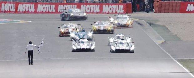Porsche ne arata ca stie sa piarda la Le Mans si isi arata respectul fata de Audi