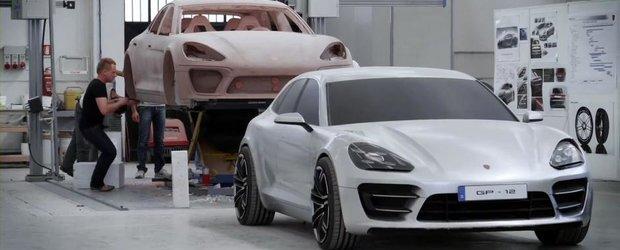Porsche ne arata cum a luat nastere conceptul Panamera Sport Turismo