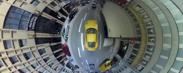 Porsche ne arata cum toata lumea se invarte in jurul noului Cayman