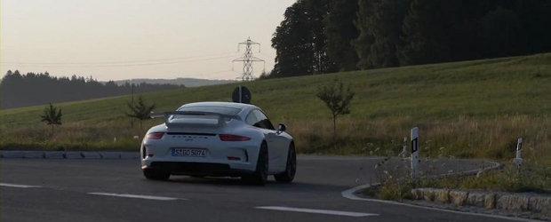 Porsche ne arata noul 911 GT3 prin ochii unui inginer sef