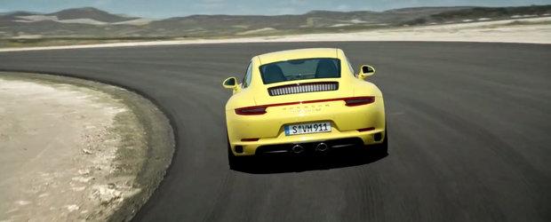 Porsche ne arata sistemele ce sporesc performantele noului 991.2 Carrera