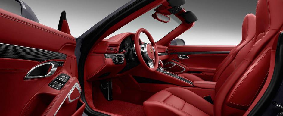 Porsche ne incanta privirile cu un 911 Turbo modificat de Porsche Exclusive