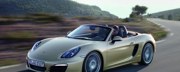 Porsche nu va lansa un model mai ieftin ca Boxster