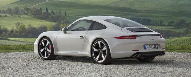 Porsche ofera acum si un pachet special 50 years of 911