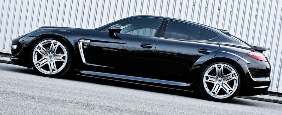 Porsche Panamera by Project Kahn - Aproape de perfectiune