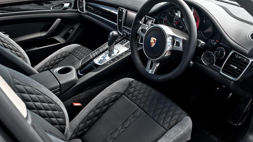 Porsche Panamera by Project Kahn - Porsche Panamera by Project Kahn