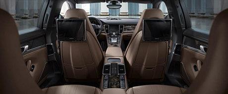 Porsche Panamera Exclusive Series ar putea fi noua limuzina suprema