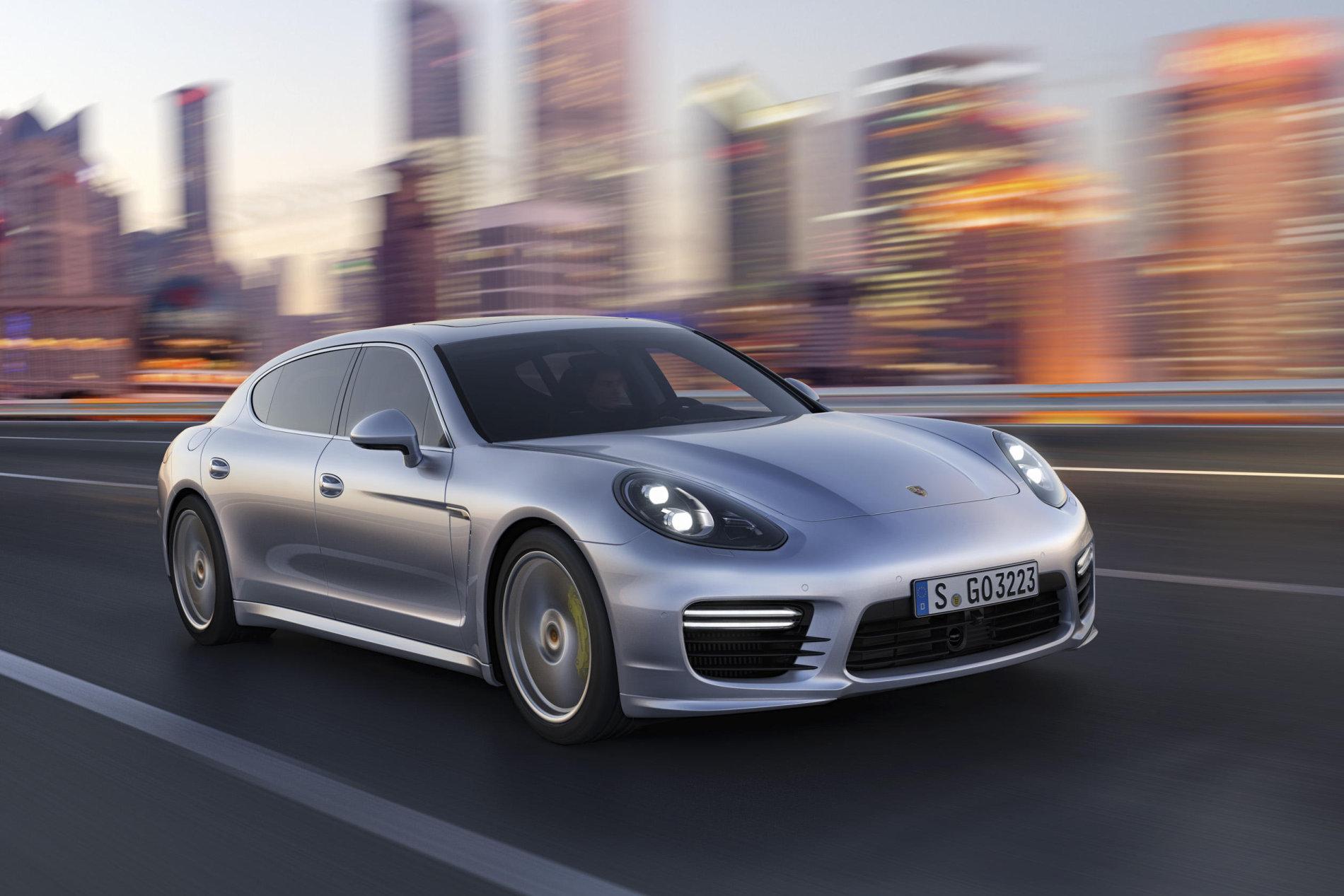 Porsche Panamera Facelift - Porsche Panamera Facelift
