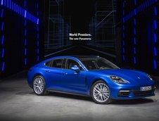 Porsche Panamera - Poze Reale