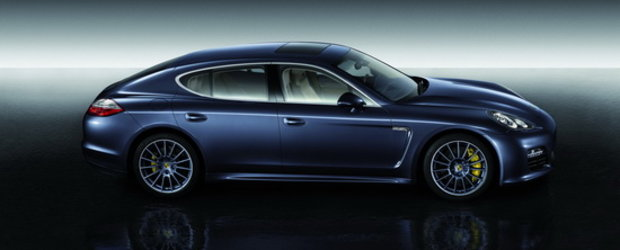 Porsche Panamera primeste un nou program de personalizare