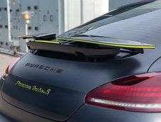 Porsche Panamera S cu interior PS-Sattlerei