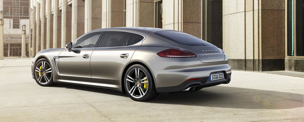 Porsche Panamera Turbo S: Echilibrul perfect intre lux si performanta