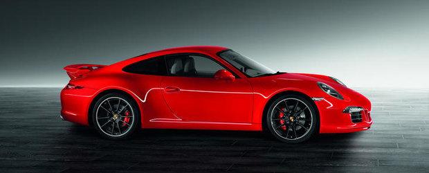 Porsche perfectioneaza ultima generatie a iconicului 911