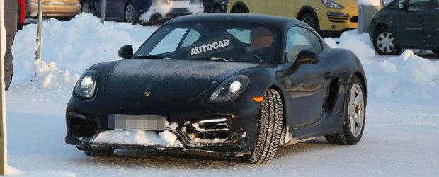 Porsche pregateste trei noi modele pentru 2014