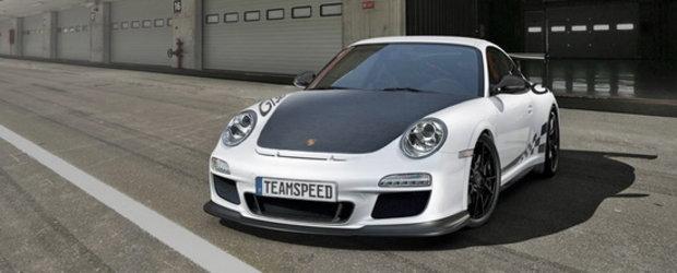 Porsche pregateste un 911 GT3 RS de 500 cai putere!